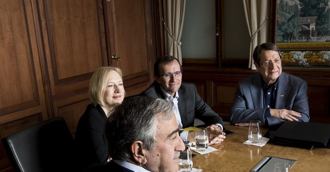 Cyprus president: Ready to resume peace talks after impasse