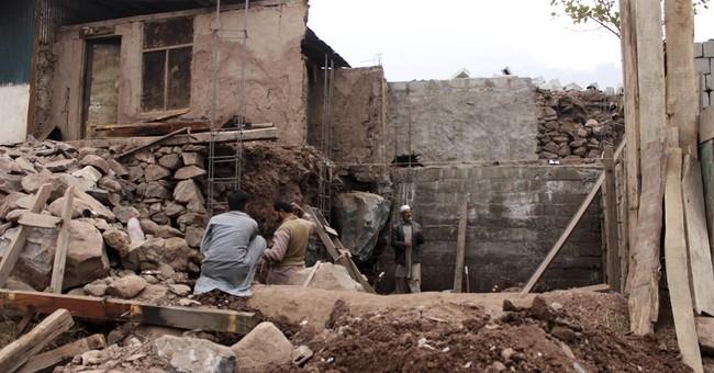 Pakistan says Indian fire kills 4 civilians in Kashmir