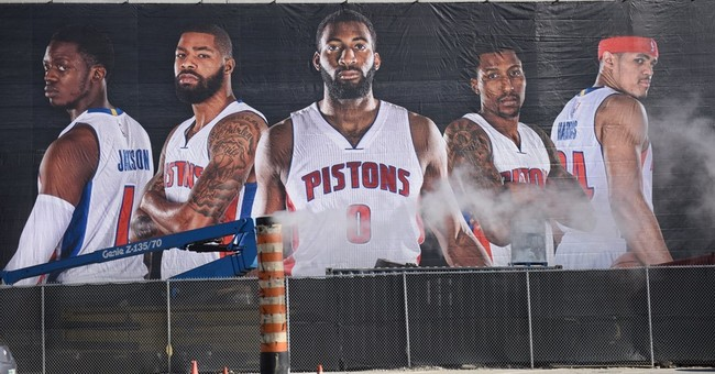 Detroit Pistons announce plans to move downtown next season