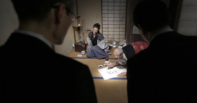 Museum dedicated to woodcut artist Hokusai opens in Tokyo
