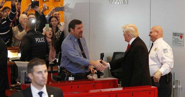 Times reporters tweet news of Trump meeting as it happens