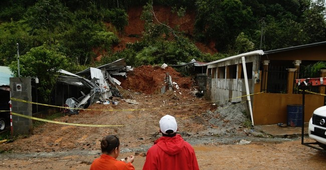 Late-season storm Otto becomes hurricane; 3 dead in Panama