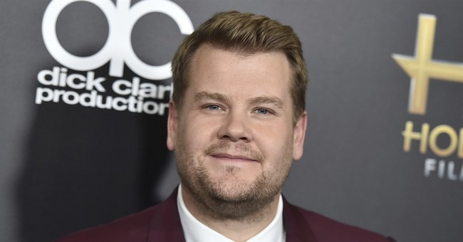 'Late Late Show's James Corden to host Grammys in February