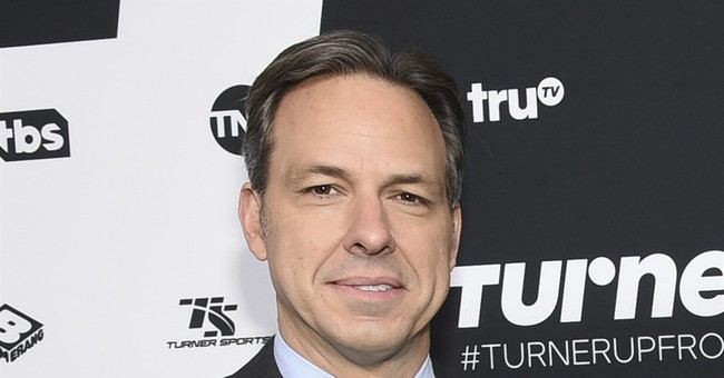 CNN, Tapper sorry for banner that said 'if Jews are People'