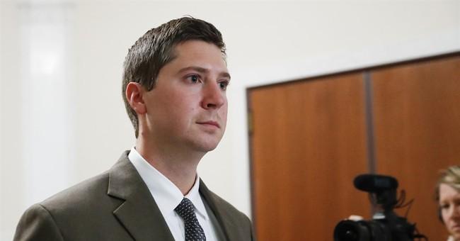 The Latest: Ohio police union leader criticizes retry move