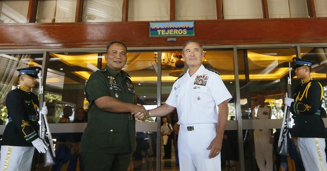 Philippine, US military chiefs say ties remain robust