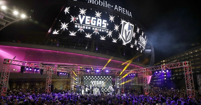 NHL expansion team gets a name: Vegas Golden Knights