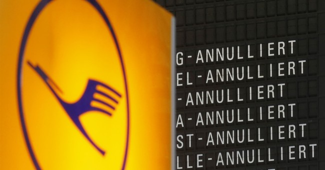 Lufthansa group hit by strikes, cancels 100s of flights