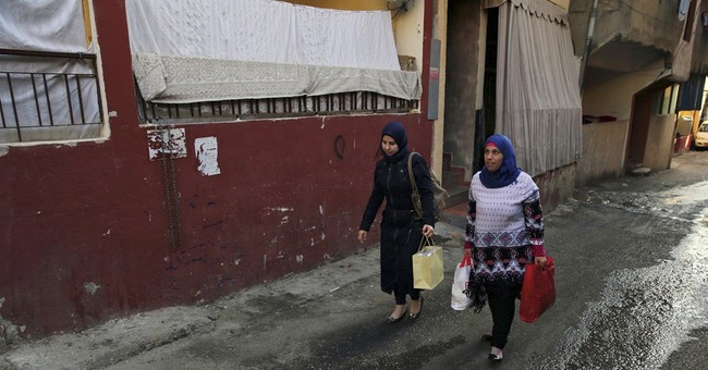Syrian refugee transitions from child bride to sole provider