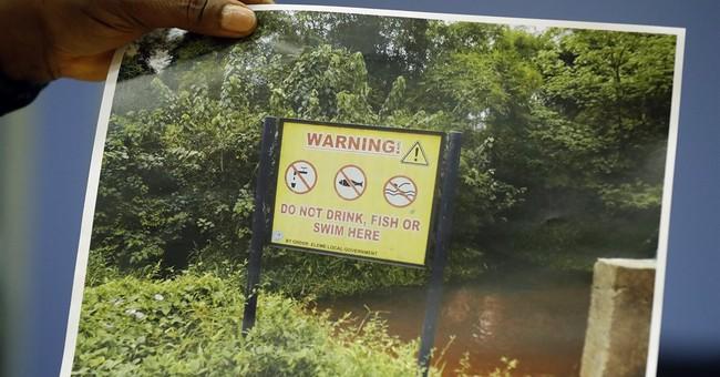 Nigerian farmers, fishermen sue Shell in UK over pollution