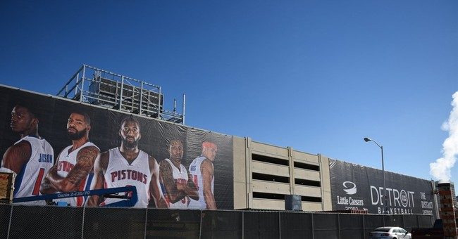 Detroit Pistons announce plans to move downtown next season