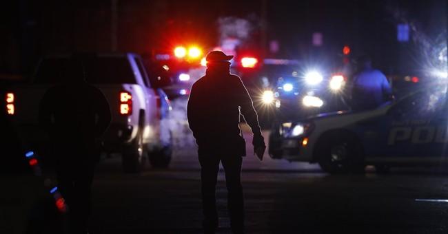 Latest: Leaders offer condolences to slain officer's family