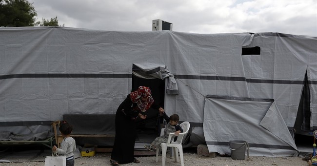 The Latest: EU agency collecting criminal migrant data