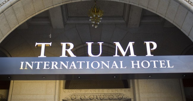 A look at 5 Trump business ties that pose conflicts
