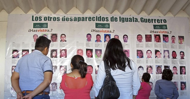 Search for missing relatives in Mexican city marks 2 years