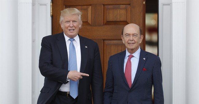 Billionaire investor is Trump's Commerce secretary pick