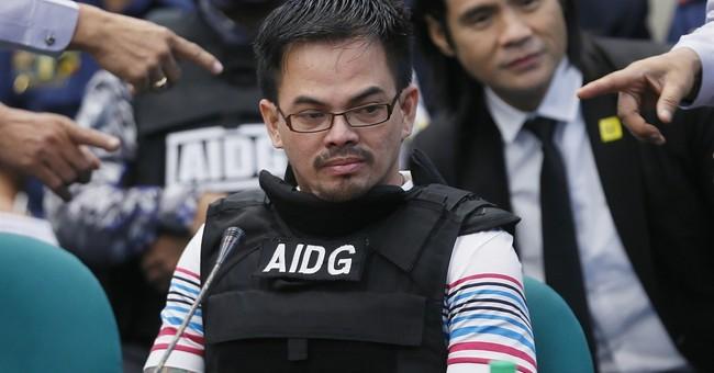Drug dealer says he gave money to Philippine senator, police