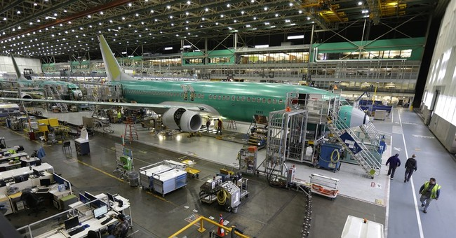 US durable goods orders up 4.8 percent in October