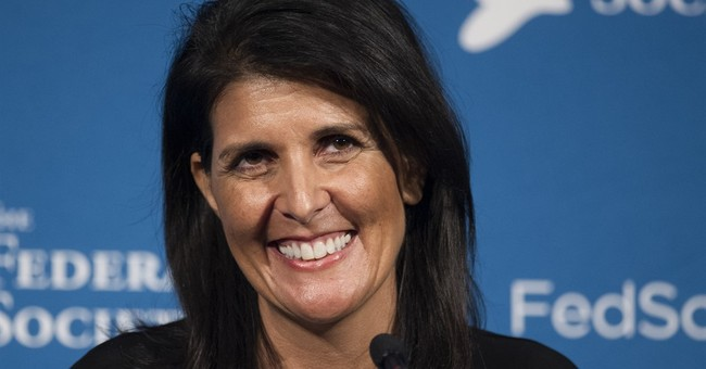 AP Sources: Trump taps Gov. Nikki Haley for ambassador to UN