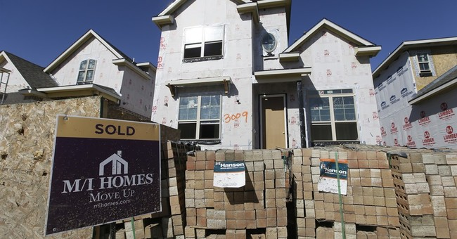 Sales of new homes slipped in October