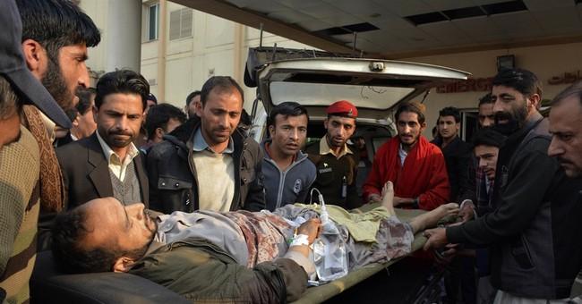 Tensions soar as Indian fire hits bus in Kashmir, killing 10
