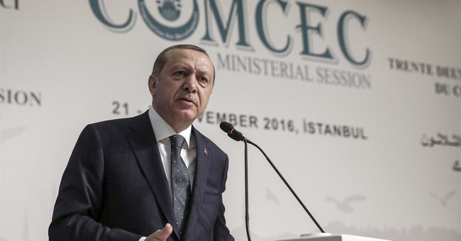 Erdogan: European Parliament vote on Turkey has 'no value'