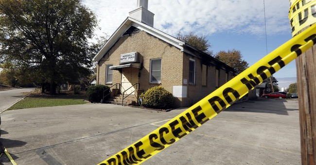 2 Mississippi churches transcend racial barriers after arson