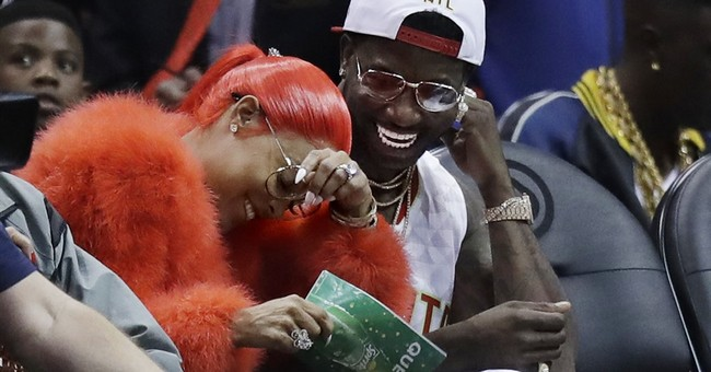 Gucci Mane gets engaged on Atlanta Hawks' 'Kiss Cam'