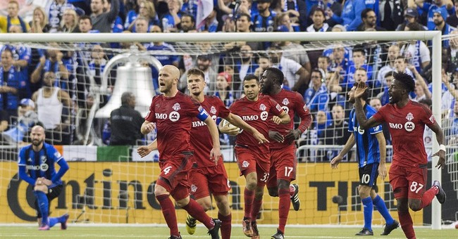 Impact hold off Toronto FC following groundskeeping delay