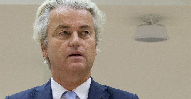 Dutch populist lawmaker Wilders slams his trial as 'charade'