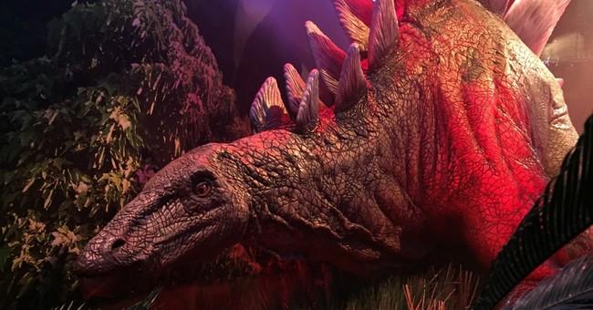 'Jurassic World' comes alive at Philadelphia exhibit