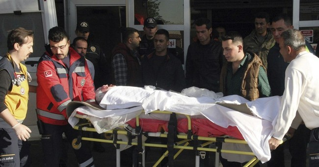 Turkey says 3 troops killed in Syrian government airstrike