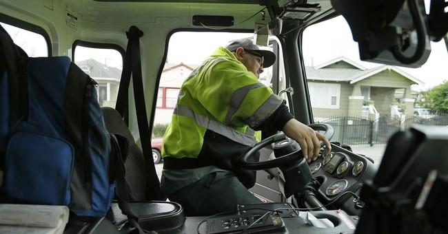 Program trains young garbage collectors amid US shortage