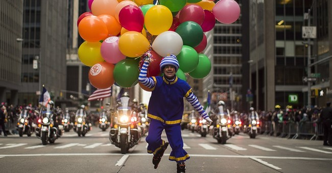 Thanksgiving on Broadway was festive but not all data good
