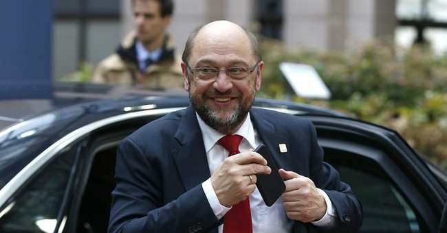 EU Parliament president Schulz to go into German politics