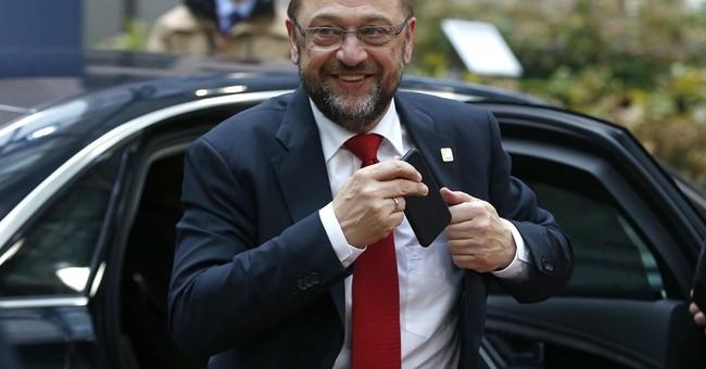 EU Parliament president Schulz to go into German politics