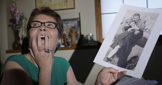 Woman in Japan reclaims dad, US identity in 6-decade journey