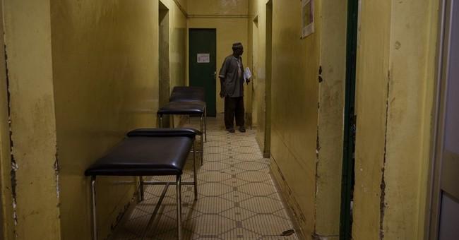 Patients languish in Burkina Faso amid doctors strike