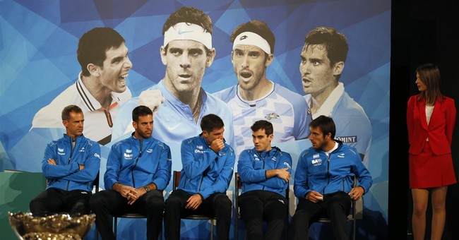 Delbonis to open for Argentina against Croatia in Davis Cup