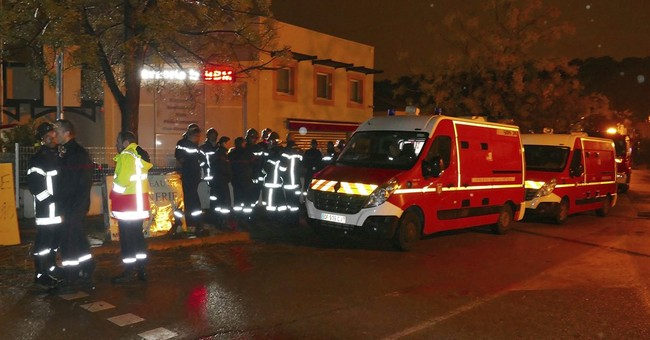 Manhunt in France after killing at religious residence