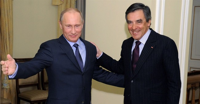 1 big difference between French primary candidates: Russia