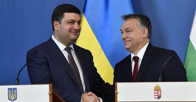 Hungary scrapping visa fees for Ukrainians, backs EU waiver