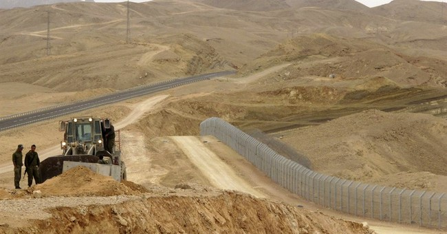 Trump's Mexican wall a boon for Israeli security company