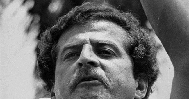 Colombian general convicted in 1989 political assassination