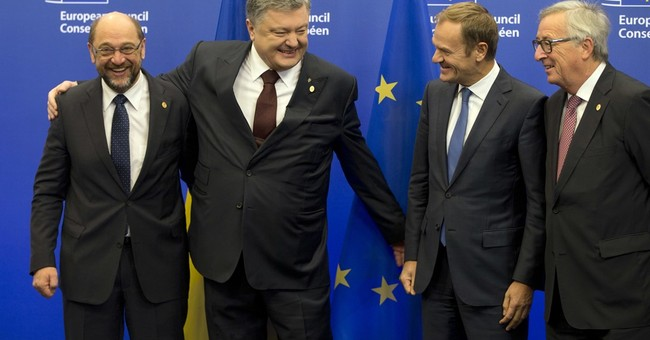 Ukraine, EU hopeful about US support for Russia sanctions