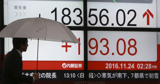 Asian markets mostly gain in quiet trading during US holiday