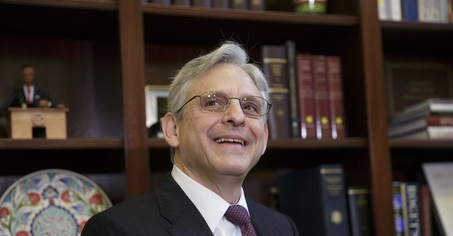 Garland in a select group: unsuccessful high-court nominees