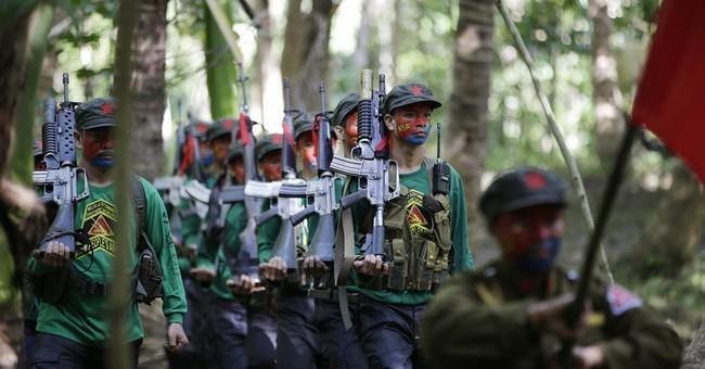 Duterte's anti-US rhetoric not enough for communist rebels