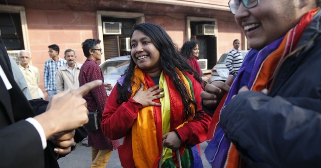 India's top court to re-examine gay rights