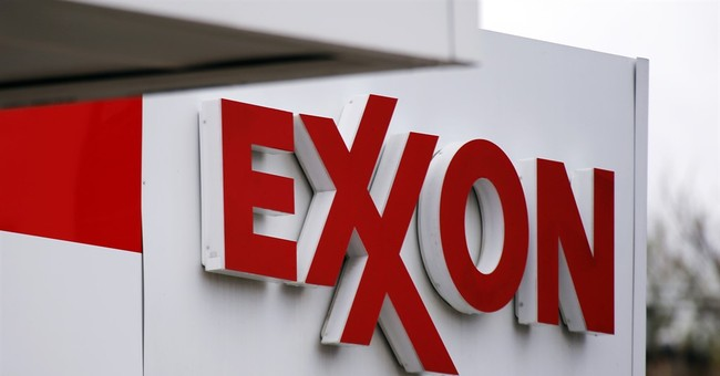 Exxon's 4Q and annual profit plunge with oil prices